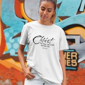 Christ The Way The Truth and The Life T-Shirt
